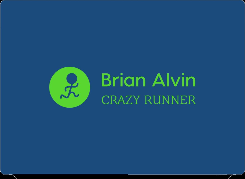 BRIAN ALVIN RUNNING TRAINING